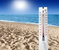 termometer Arkivfoton