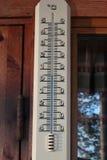 termometer Royaltyfri Fotografi