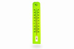 Termometer Stock Images