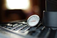 termometr Obraz Stock
