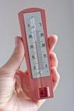 Termometr Stockbilder