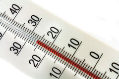 termometr Obrazy Royalty Free