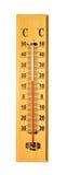 termometr Zdjęcia Stock