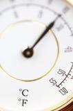 termometr makro Obrazy Stock