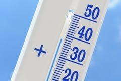 termometro Immagine Stock Libera da Diritti
