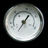 Termometro dell'alimento Immagine Stock Libera da Diritti