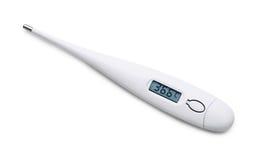 Termometro di Digitahi Fotografia Stock Libera da Diritti