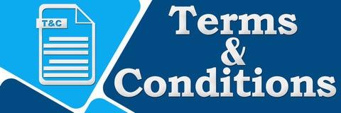 Termos e condições 929 ilustração do vetor