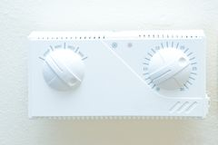 termostat Zdjęcia Royalty Free