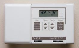 termostat Royaltyfria Bilder
