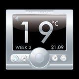termostat Royaltyfri Foto