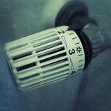 termostato Immagini Stock