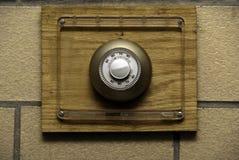 termostato Imagem de Stock Royalty Free