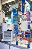Termostato refrigerando e reator de LAUDA Imagens de Stock Royalty Free
