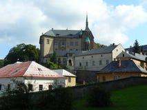 Šternberk - the medieval Castle Royalty Free Stock Photography