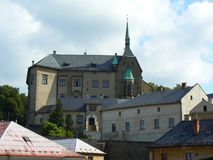 Šternberk - the medieval Castle Royalty Free Stock Images