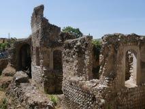 Terni - римский амфитеатр Стоковая Фотография RF