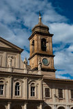 Terni, Campanile of Dome Royalty Free Stock Photos