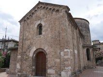 Terni - chiesa della st Salvador Fotografia Stock Libera da Diritti