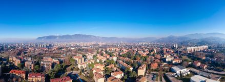 Terni, Ombrie, Italie Photo stock