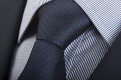 Terno, camisa e laço imagens de stock royalty free