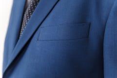 Terno chique e à moda Negócio, decote, clássico, elegância Imagem de Stock