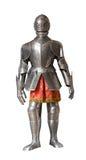 Terno da armadura do cavaleiro Fotografia de Stock Royalty Free