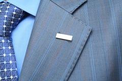 Terno de negócio, laço, camisa Foto de Stock
