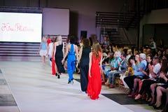 TERNOPIL DE OEKRAÏNE - MEI 17: De Week van de Podolyanymanier 17 mei, 2015 Royalty-vrije Stock Foto's