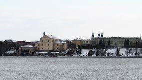 Free Ternopil Lake In Winter / 3/12/2019 Stock Images - 165639224