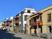 Teror, Gran Canaria stock afbeeldingen