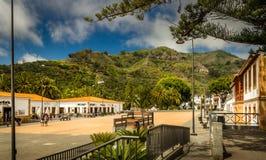 Teror - Gran Canaria royalty free stock photography