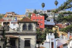 Teror, Gran Canaria Royalty Free Stock Photo