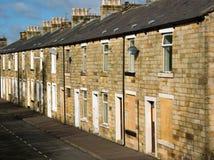 Terraço urbano Fotos de Stock Royalty Free