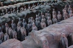 Terra - ратники cotta Стоковая Фотография RF