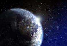 Terra Imagens de Stock Royalty Free