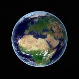 terra 3D Fotos de Stock