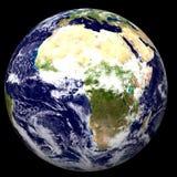 terra 3D Imagem de Stock