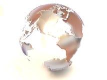 Terra Foto de Stock Royalty Free
