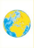 Terra Imagem de Stock Royalty Free
