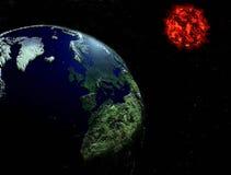 Terra illustrazione vettoriale