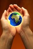 Terra Foto de Stock