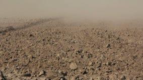 Terra afetada pela seca filme