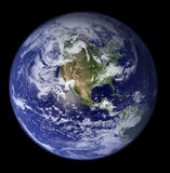 Terra - America del Nord Fotografia Stock Libera da Diritti