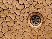 Terra asciutta Fotografia Stock Libera da Diritti