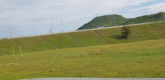 Terra bonita na capital federal Nigéria fotos de stock