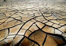 A terra bursted Imagem de Stock