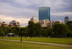 Terra comum de Boston Imagens de Stock Royalty Free