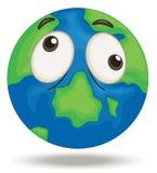 Terra confusa Fotografia de Stock