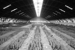 Terra Cotta Army Lizenzfreie Stockfotos